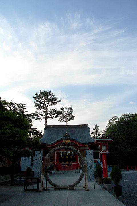 入間 ~ 秋川 ~ 東伏見稲荷神社 (6/6) 日枝神社 (6/4)_b0006870_003999.jpg