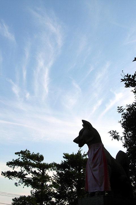 入間 ~ 秋川 ~ 東伏見稲荷神社 (6/6) 日枝神社 (6/4)_b0006870_005366.jpg