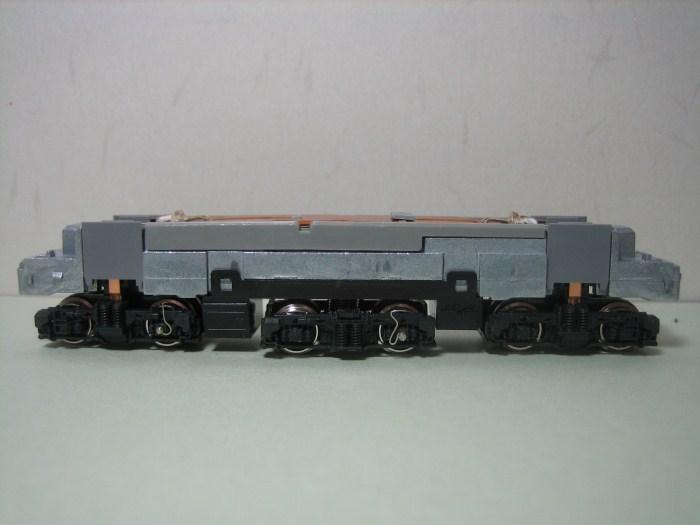 EF81-140 双頭カプラー車輌の製作 その4_e0120143_23161261.jpg