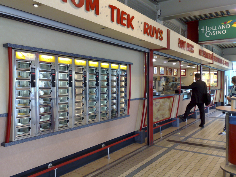 オランダの有人自動販売機_a0086851_6484115.jpg