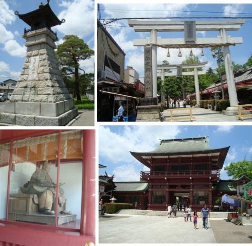 笠間稲荷神社 & 道の市_c0118352_53966.jpg