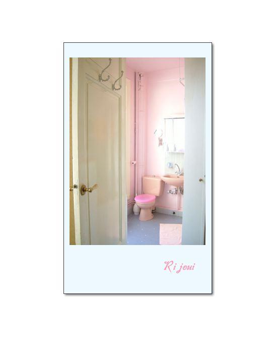 パリのアパートメント♪_b0144069_1851137.jpg