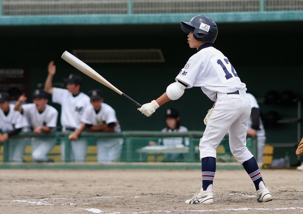 練習試合 姫路ボーイズクラブ戦_a0170082_19103769.jpg