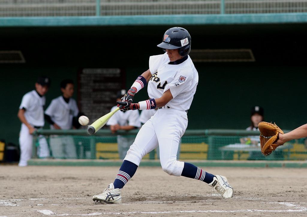 練習試合 姫路ボーイズクラブ戦_a0170082_20392143.jpg