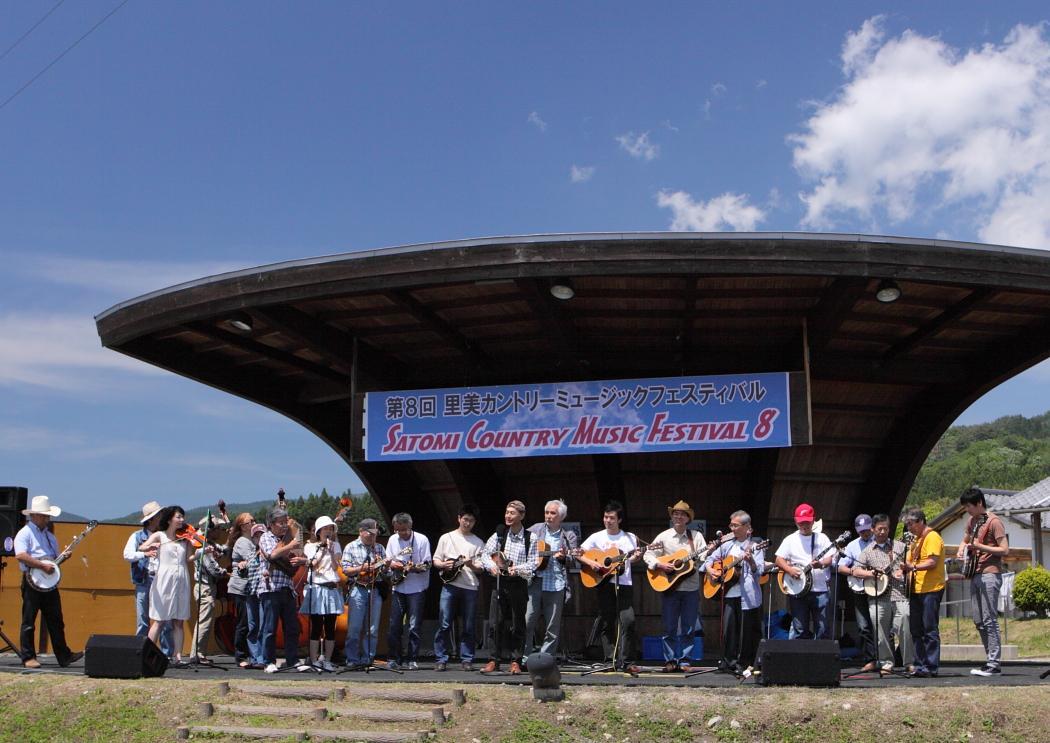 第8回 里美COUNTRY MUSIC FES <7>  2010年6月5~6日_e0143883_17165917.jpg