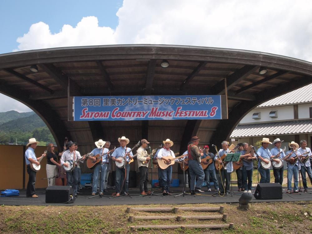 第8回 里美COUNTRY MUSIC FES <7>  2010年6月5~6日_e0143883_17243622.jpg
