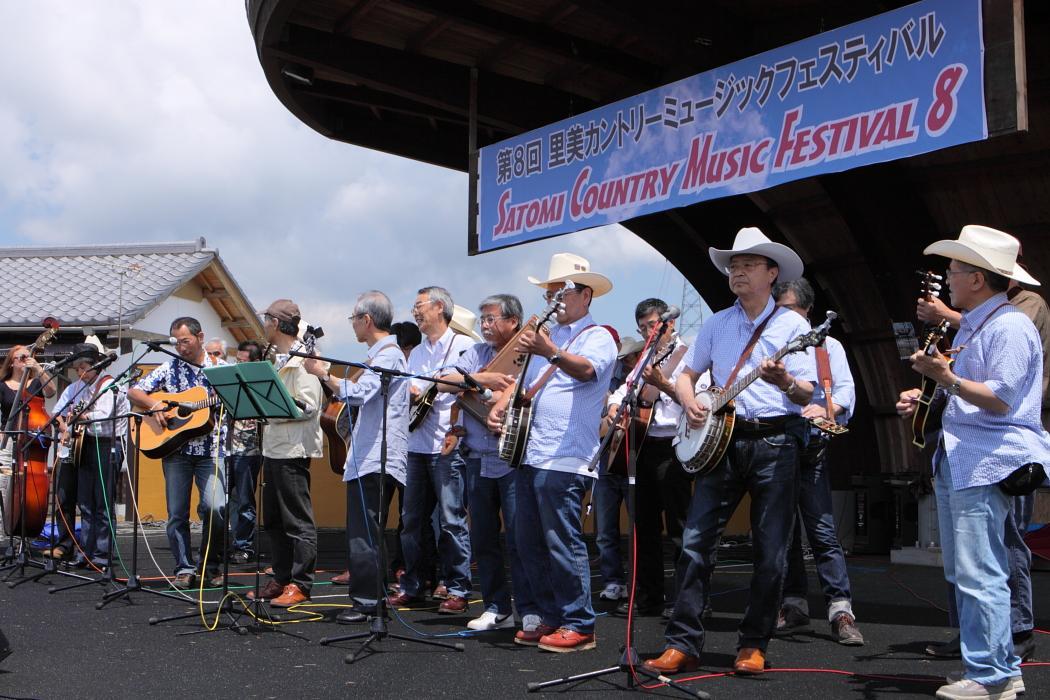 第8回 里美COUNTRY MUSIC FES <7>  2010年6月5~6日_e0143883_1726421.jpg