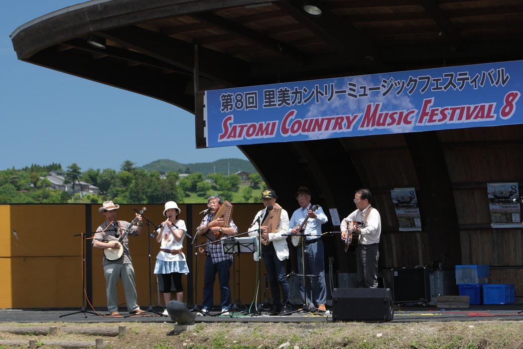 第8回 里美COUNTRY MUSIC FES <7>  2010年6月5~6日_e0143883_17274855.jpg