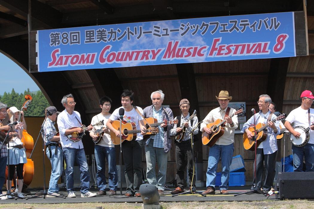 第8回 里美COUNTRY MUSIC FES <7>  2010年6月5~6日_e0143883_17313510.jpg