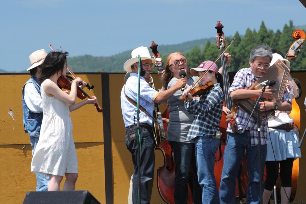 第8回 里美COUNTRY MUSIC FES <7>  2010年6月5~6日_e0143883_1732224.jpg