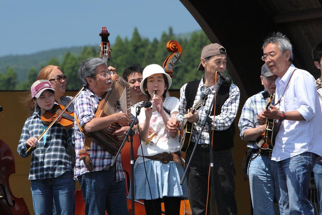 第8回 里美COUNTRY MUSIC FES <7>  2010年6月5~6日_e0143883_17322468.jpg