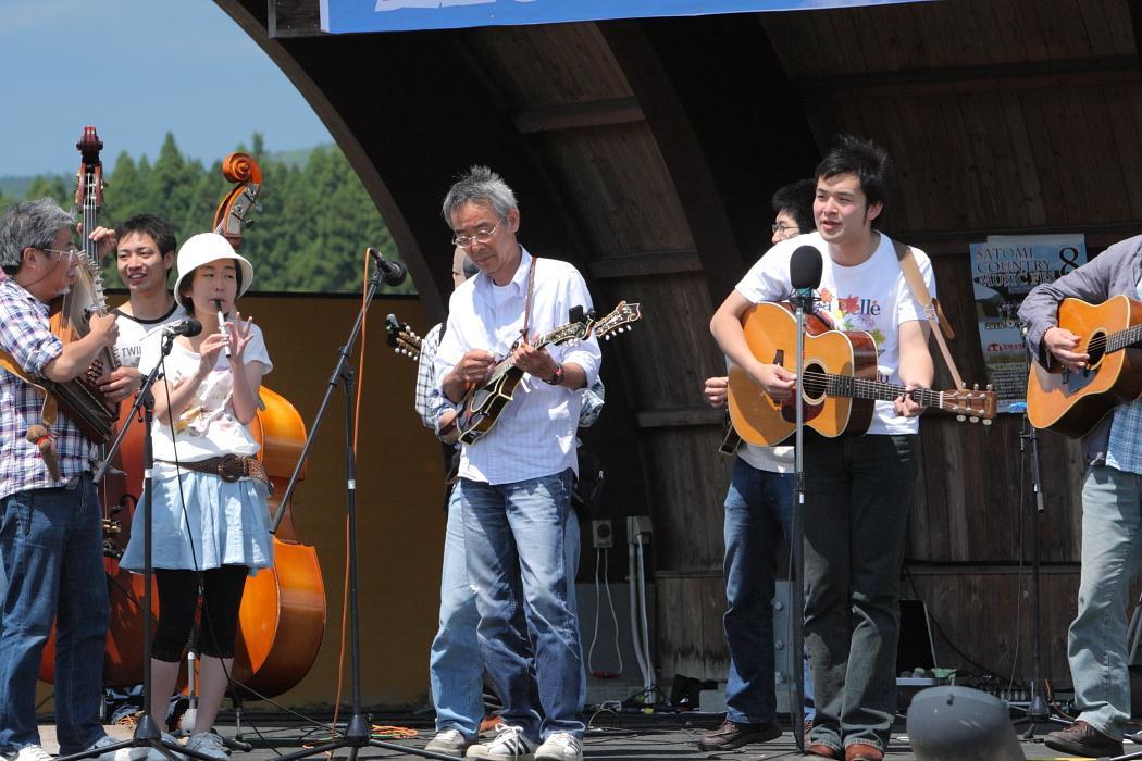 第8回 里美COUNTRY MUSIC FES <7>  2010年6月5~6日_e0143883_1732527.jpg