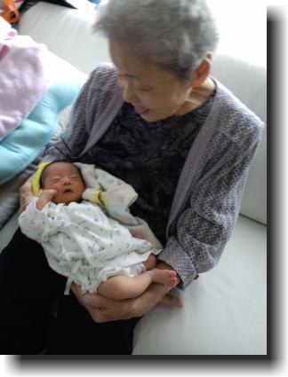 卆寿の母を連れて東京へ・・・_e0014000_7291939.jpg