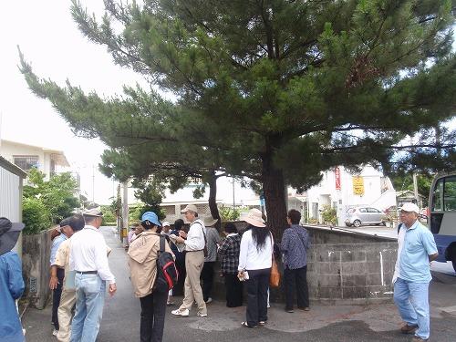 中城村の歴史と文化探訪②_c0180460_4431594.jpg