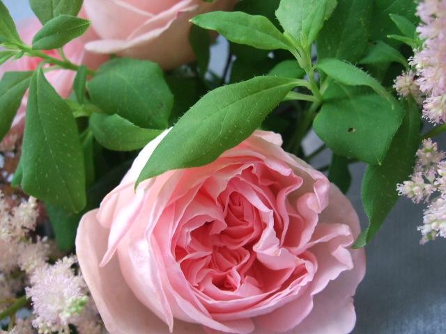 オークリーフ(バラの花束)_f0049672_18351978.jpg
