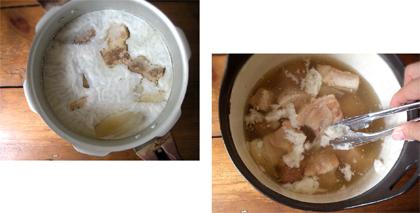 豚の角煮と、味玉と。_d0157677_20494385.jpg