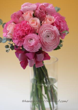 濃いめピンクは人気カラー♪_c0198981_1921220.jpg
