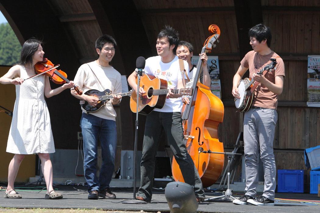 第8回 里美COUNTRY MUSIC FES <FINAL>  2010年6月5~6日_e0143883_182755.jpg