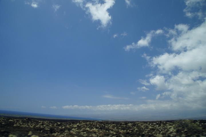 ハワイ島旅行記2010 ー5日目・空、いろいろ(後半:マウナケアサンセットと星空1/2)- _f0189086_20185488.jpg