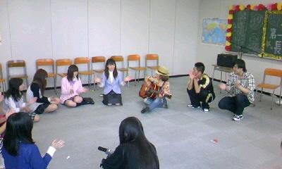 第一高等学院「教室ライブ」ツアーSEASON3  5 _f0115311_230157.jpg
