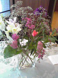 花を活ける_d0163718_18565116.jpg