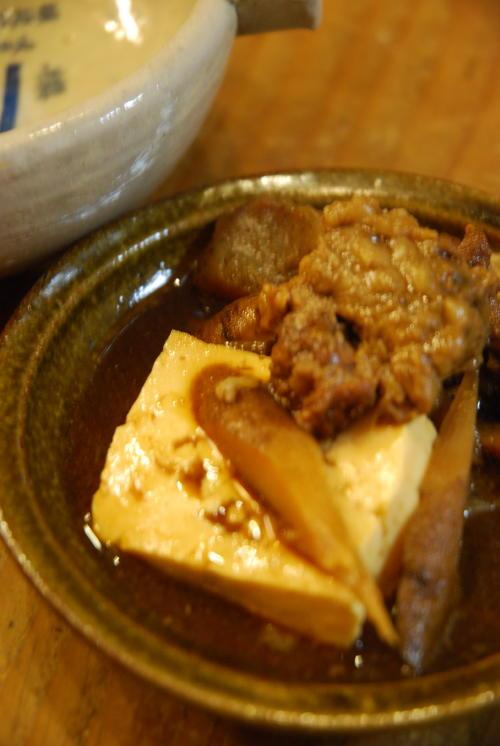 牛スジの八丁味噌煮込み_f0060530_22493632.jpg
