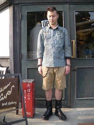 いや~半ズボンて、素敵ですね~~!!!_d0100143_1731585.jpg