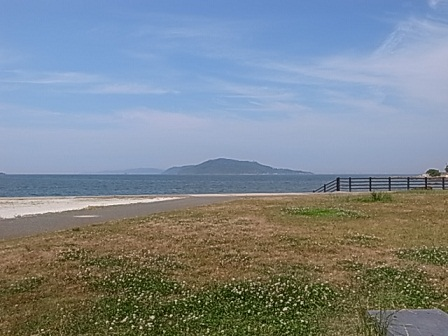 海とiPad_c0217853_1538490.jpg