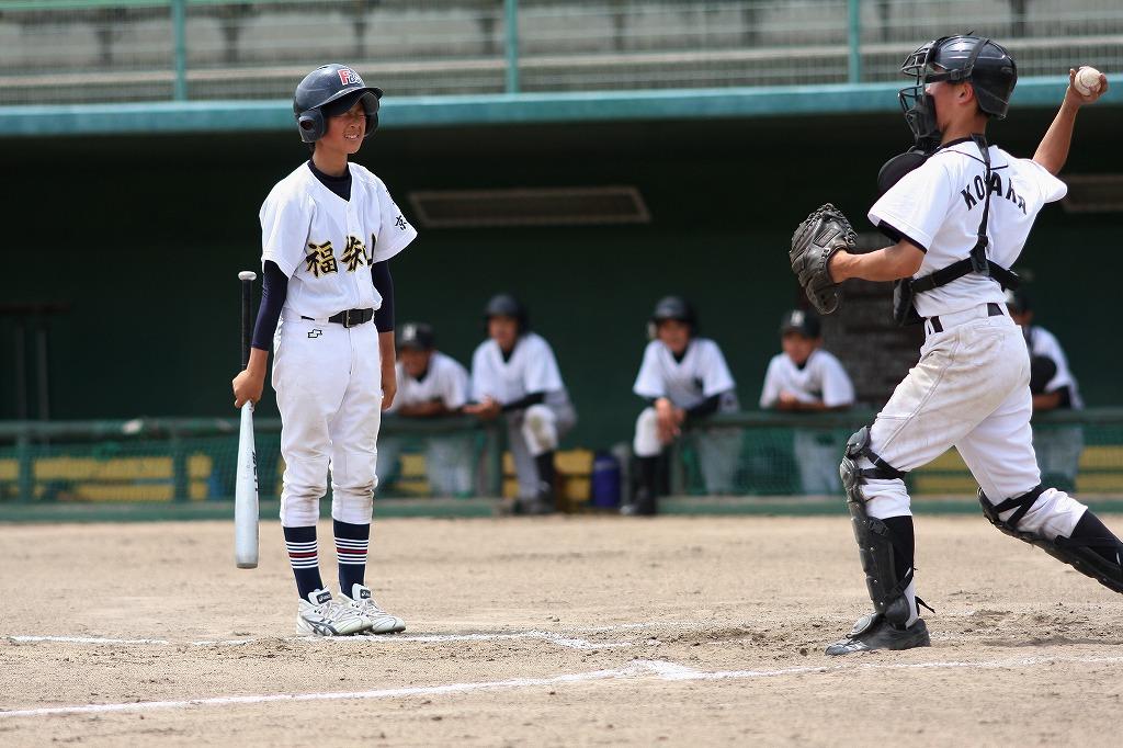 練習試合 姫路ボーイズクラブ戦_a0170082_22331958.jpg