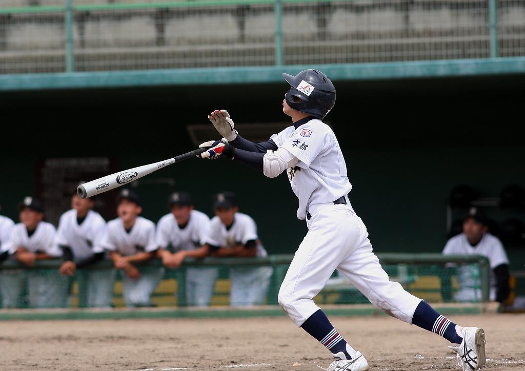 練習試合 姫路ボーイズクラブ戦_a0170082_22411723.jpg