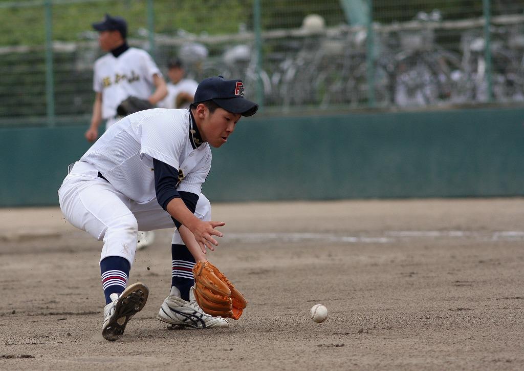 練習試合 姫路ボーイズクラブ戦_a0170082_228595.jpg