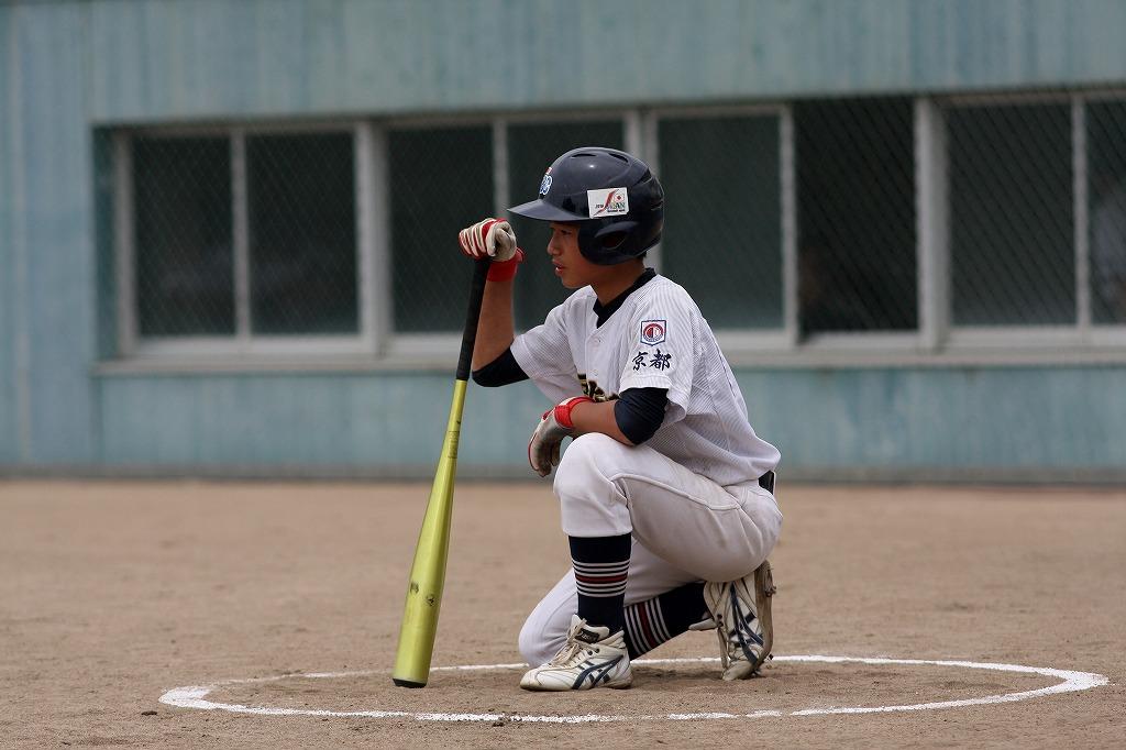 練習試合 姫路ボーイズクラブ戦_a0170082_2294033.jpg