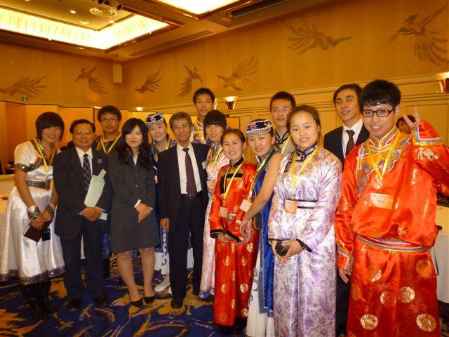 平成22年度中国高校生訪日団第2陣歓迎レセプション 東京で開催_d0027795_9174371.jpg