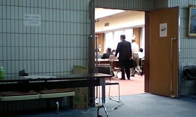 税理士会支部セミナー、そして露草_d0054704_0504173.jpg