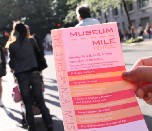 NY最大の美術館通りのお祭り Museum Mile Festival 2010_b0007805_11595263.jpg