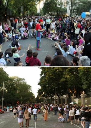 NY最大の美術館通りのお祭り Museum Mile Festival 2010_b0007805_12363620.jpg