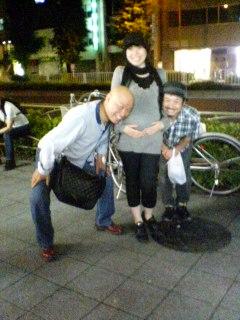 金田さん 祝・初日!!_f0138311_1161912.jpg