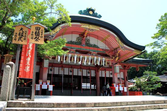 伏見大社 田植祭_e0048413_15484071.jpg