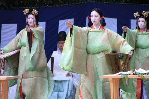 伏見大社 田植祭_e0048413_15501830.jpg