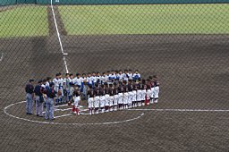 スポーツ少年団の学童野球県大会_f0153115_0294586.jpg