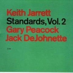 Standards, Vol.2 / Keith Jarrett Trio_d0127503_11342357.jpg