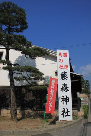 藤の森神社 あじさいまつり_e0048413_1892724.jpg