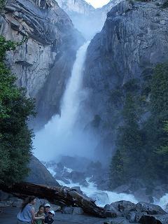 水と緑の癒し Yosemite National Park_b0180714_5364861.jpg