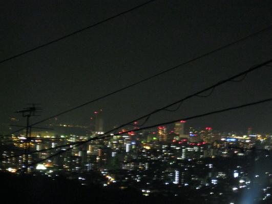 「夜のトバリ」が~~_a0125419_1025840.jpg