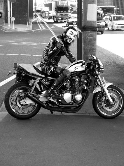 5COLORS  『 君はなんでそのバイクに乗ってんの?』 #21_f0203027_19432375.jpg