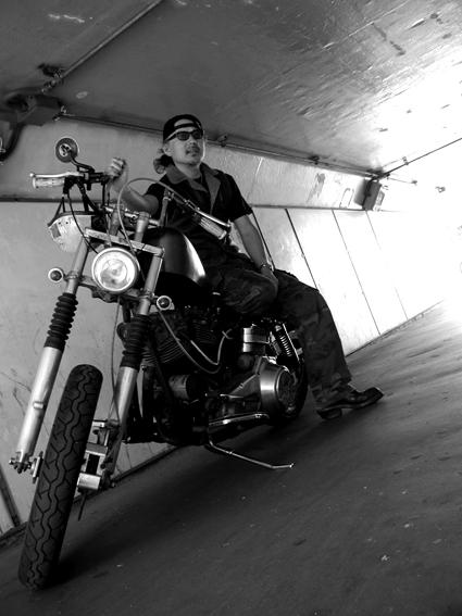 5COLORS  『 君はなんでそのバイクに乗ってんの?』 #21_f0203027_19442743.jpg