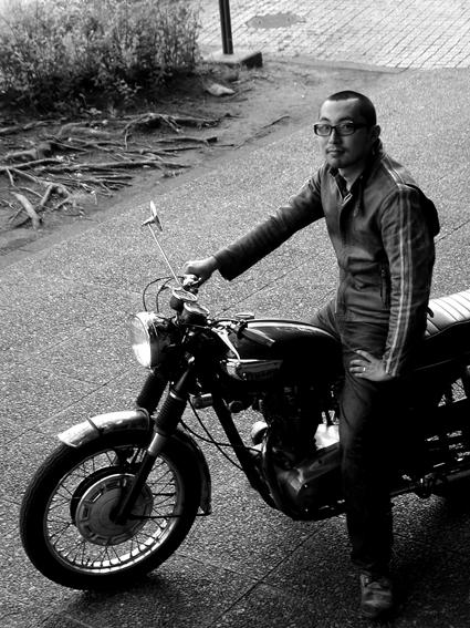 5COLORS  『 君はなんでそのバイクに乗ってんの?』 #21_f0203027_19445038.jpg