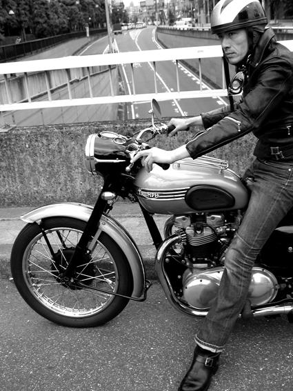 5COLORS  『 君はなんでそのバイクに乗ってんの?』 #21_f0203027_19452518.jpg