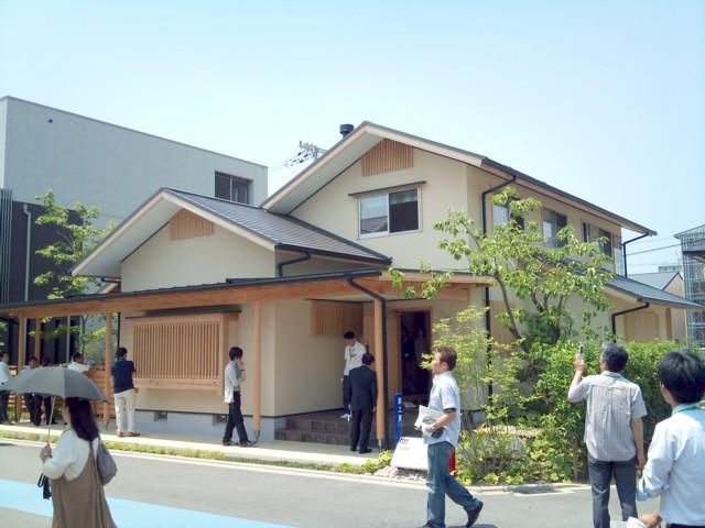 チルチンびと地域主義工務店の会 奈良・京都研修_c0170940_1611520.jpg