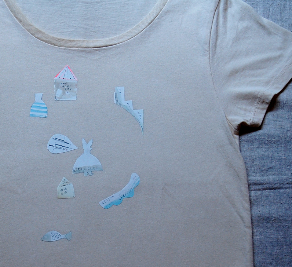 Tシャツ展☆4日目_a0043747_1645326.jpg